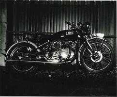 Daido Moriyama, 'Autobike, Suginami-ku, Tokyo', 1990