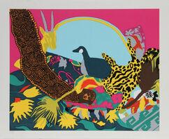 Hunt Slonem, 'Spell III', 1980