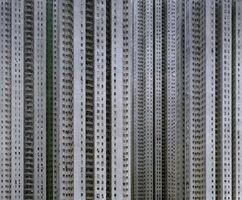 Michael Wolf (b. 1954), 'Architecture of Density #13b ', 2009