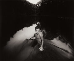 Sally Mann, 'The Last Time Emmett modeled Nude', 1987