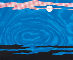 Roy Lichtenstein, 'Moonscape, from 11 Pop Artists, Volume I', 1965