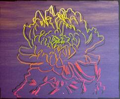 Andy Warhol, 'Kiku Flower (FS.II.307)', 1983