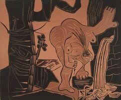 Pablo Picasso, 'Femme à la source', 1962
