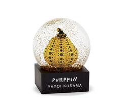 Yayoi Kusama, 'Pumpkin Snow Globe', 2019