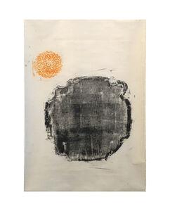 Sari Dienes, 'Untitled (Scroll 77)', ca. 1958
