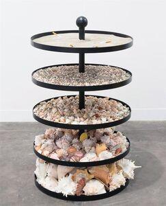 Nicole Wermers, 'Untitled Ashtray (shells)', 2018