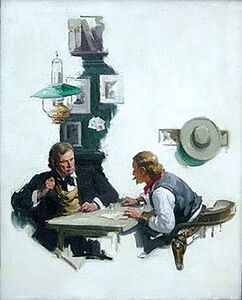 Mortimer Jr. Wilson, '(Untitled)', 20th Century