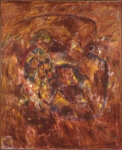 Yuen Yuey Chinn, 'Untitled (Abstraction)', 1989
