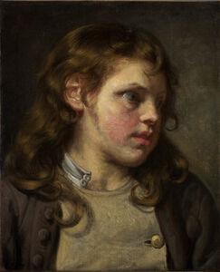 Jean-Baptiste Greuze, 'A Young Man (Savoyard)'