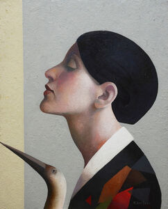 Fabio Hurtado, 'Lady bird', 2020