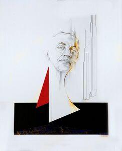 Uwe Arendt, 'Arrogance', 2015