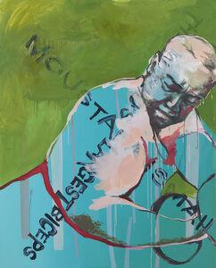 Huang Ran 黄然, 'A (Timid) Self-Portrait', 2014