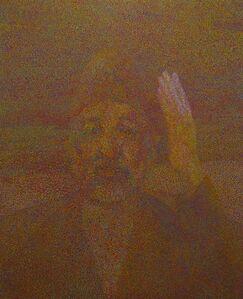 Miyako Masaki, 'Gesture - President Hamid Karzai', 2010