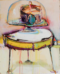 Richard Hickam, 'Suzin's Cake Stool ', 2013