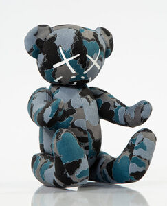 BAPE, 'Blue Camo Bear'