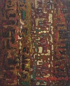 Max Papart, 'Espace Urbain', 1963