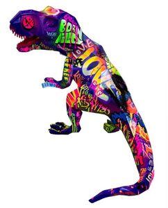 Richard Orlinski, 'Street Art T-Rex', 2017