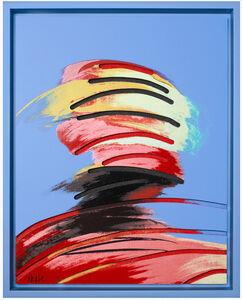 Adam Neate, 'Dimensional Surface Portrait', 2015