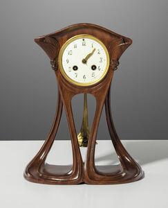 Georges Ernst Nowak, 'A mantel clock', circa 1900