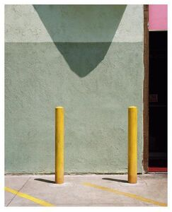 George Byrne, 'Temple Street', 2015