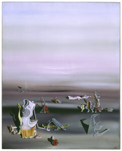 Yves Tanguy, 'Arrières-pensées (Second Thoughts)', 1939