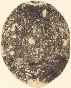 Antoine Jacquard, 'Seige of Troy'
