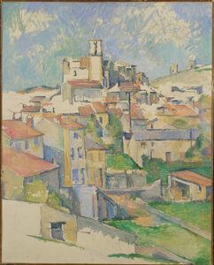 Paul Cézanne, 'Gardanne ', 1885-1886