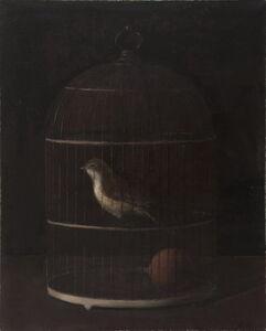 Ji Xin, 'Bird in the Cage', 2015