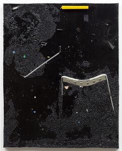 Piero Golia, 'Constellation Painting #13', 2011