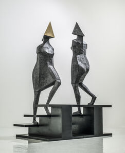 Lynn Chadwick, 'Stairs', 1991