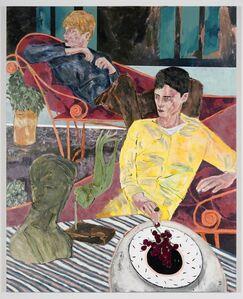 Hernan Bas, 'mood ring ', 2016