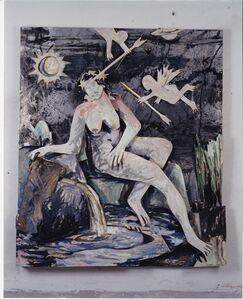 Andres Nagel, 'Venus', 1988
