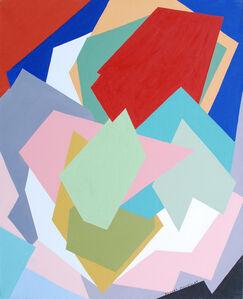 Robert Gustave Mouzillat, 'Untitled', 1988