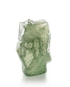 STINE BIDSTRUP, 'ARCHITECTURAL GLASS FANTASIES SERIES - OBJECT NO. 18', 2018