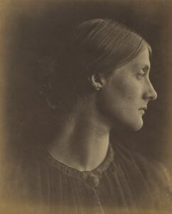 Julia Margaret Cameron, 'Mrs. Herbert Duckworth (née Julia Jackson)', ca. 1867