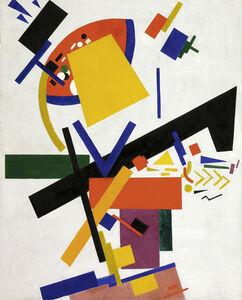 Kasimir Severinovich Malevich, 'Suprematism', 1915
