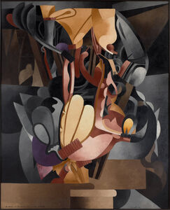 Francis Picabia, 'Je revois en souvenir ma chère Udnie (I See Again in Memory My Dear Udnie)', 1914