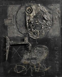 Igael Tumarkin, 'Untitled', 1960