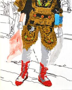 Mary Jo Karimnia, 'Bolivian Teen', -1