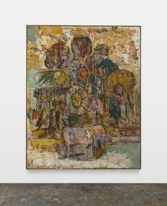 Daniel Crews-Chubb, 'Flowers (after van Gogh)', 2020