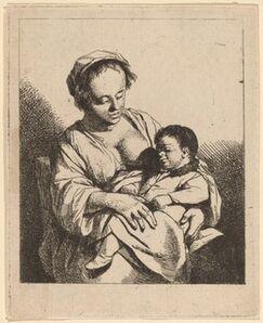 Cornelis Bega, 'The Mother'
