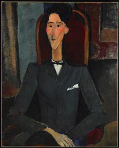 Amedeo Modigliani, 'Jean Cocteau', 1916