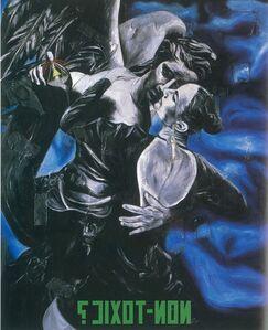 Tadanori Yokoo, 'Non-Toxic?', 1987