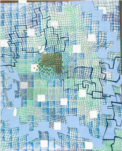 Lisa Corinne Davis, 'Calculated Computation', 2020