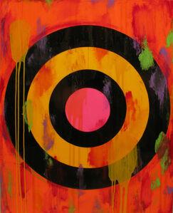 Ford Beckman, 'Pop Target', 2012