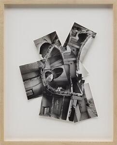 Gordon Matta-Clark, 'Conical Intersect', 1975