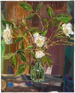 Nick Miller, 'White Rose', 2013