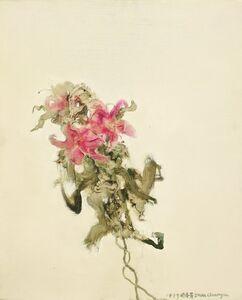 Zhou Chunya 周春芽, 'Lily 百合花', 1997