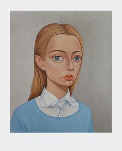 Peter Stichbury, 'Nancy Clark, 1962', 2020