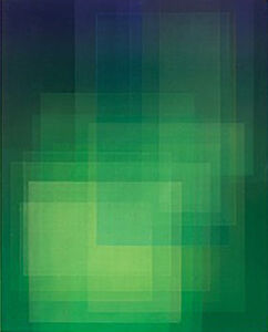 Bernadette Jiyong Frank, 'Migrant (Green)', 2018
